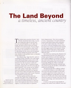 EA Outback - The Land Beyond