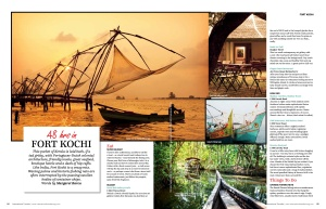 Int Traveller - Fort Kochi -2  Mar-Apr 13