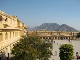 Ambr Fort, RajasthanJPG