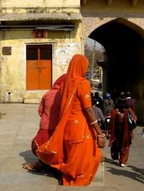 Rajasthani sari