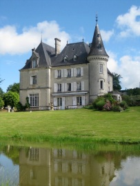 Chateau (and B& B) Limoges