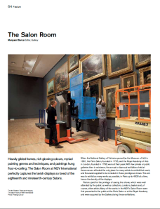 Gallery - the Salon Room mb