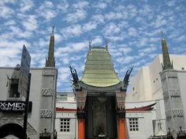 Grauman's Chinese Theatre, LA