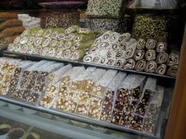 Turkish delight, Istanbul