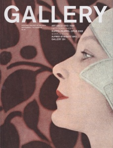 NGV Gallery, Harold Cazneaux cover, The Home