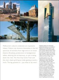 Sample - Destination Melbourne brochure