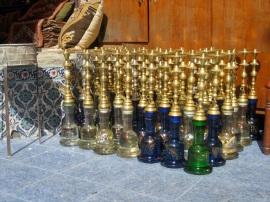 Sheesha pipes, Istanbul