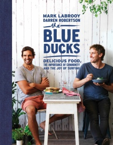 BLUE DUCKS front cover