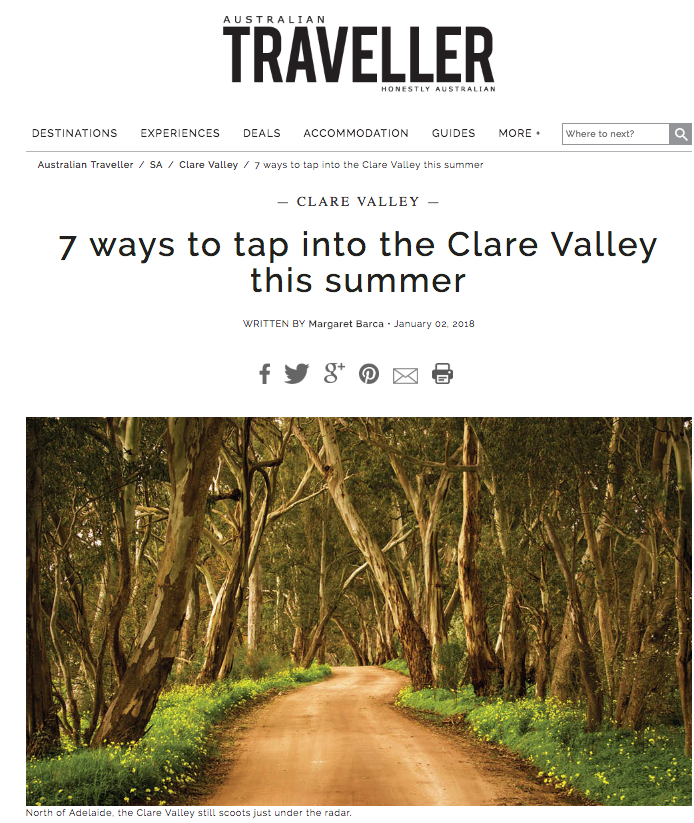 Clare Valley, winery, south australia, travel